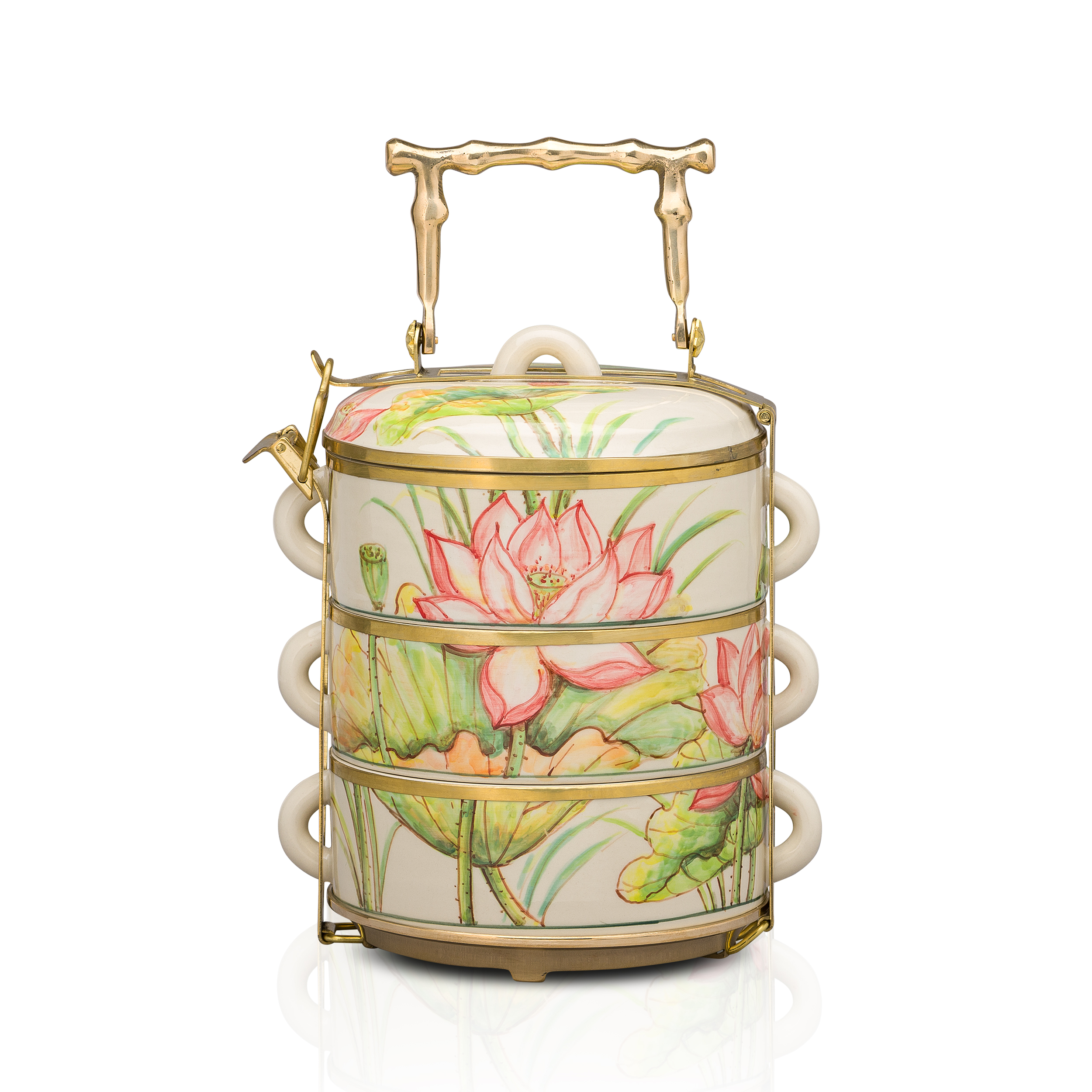 Ceramic Tiffin