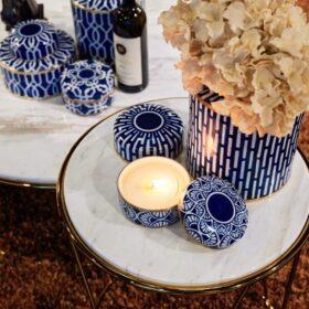 Wax candle, candle, scented candle, Jasmine rice wax, Thaniya