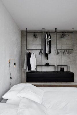 ห้องนอน, ตกแต่งห้องนอน