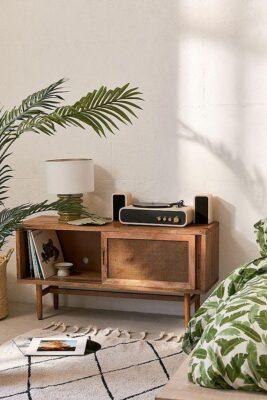 เครื่องเล่นดนตรี, เสียงเพลงบำบัด, ตกแต่งห้องนอน