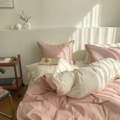 ผ้าปูที่นอน, ห้องนอน, จัดห้องนอน