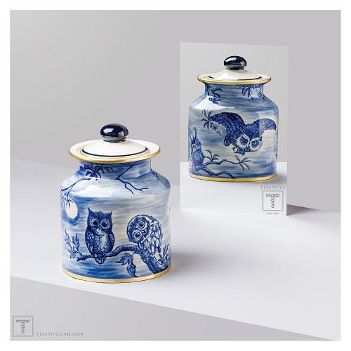 Ceramic Cookies Jar