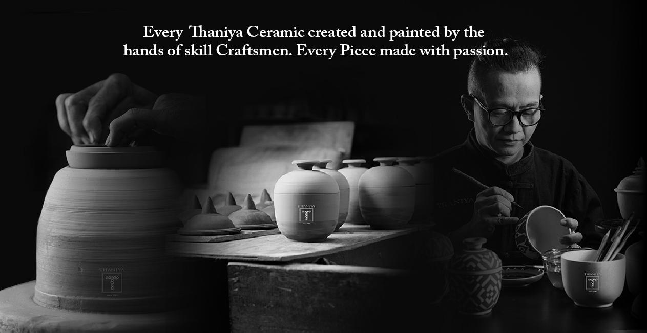 Ceramic Craftmanship