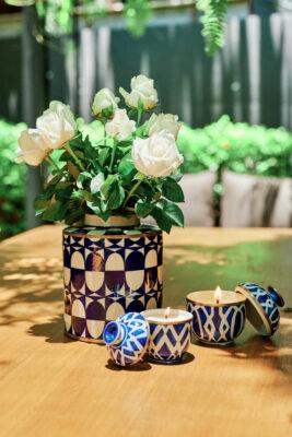flower, minimal, leaf, guide for flower, dry, ceramic, interior